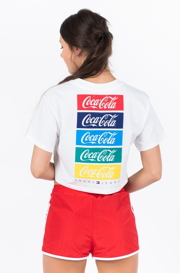 TJW TOMMY X COCA COLA REPEAT TEE-hover