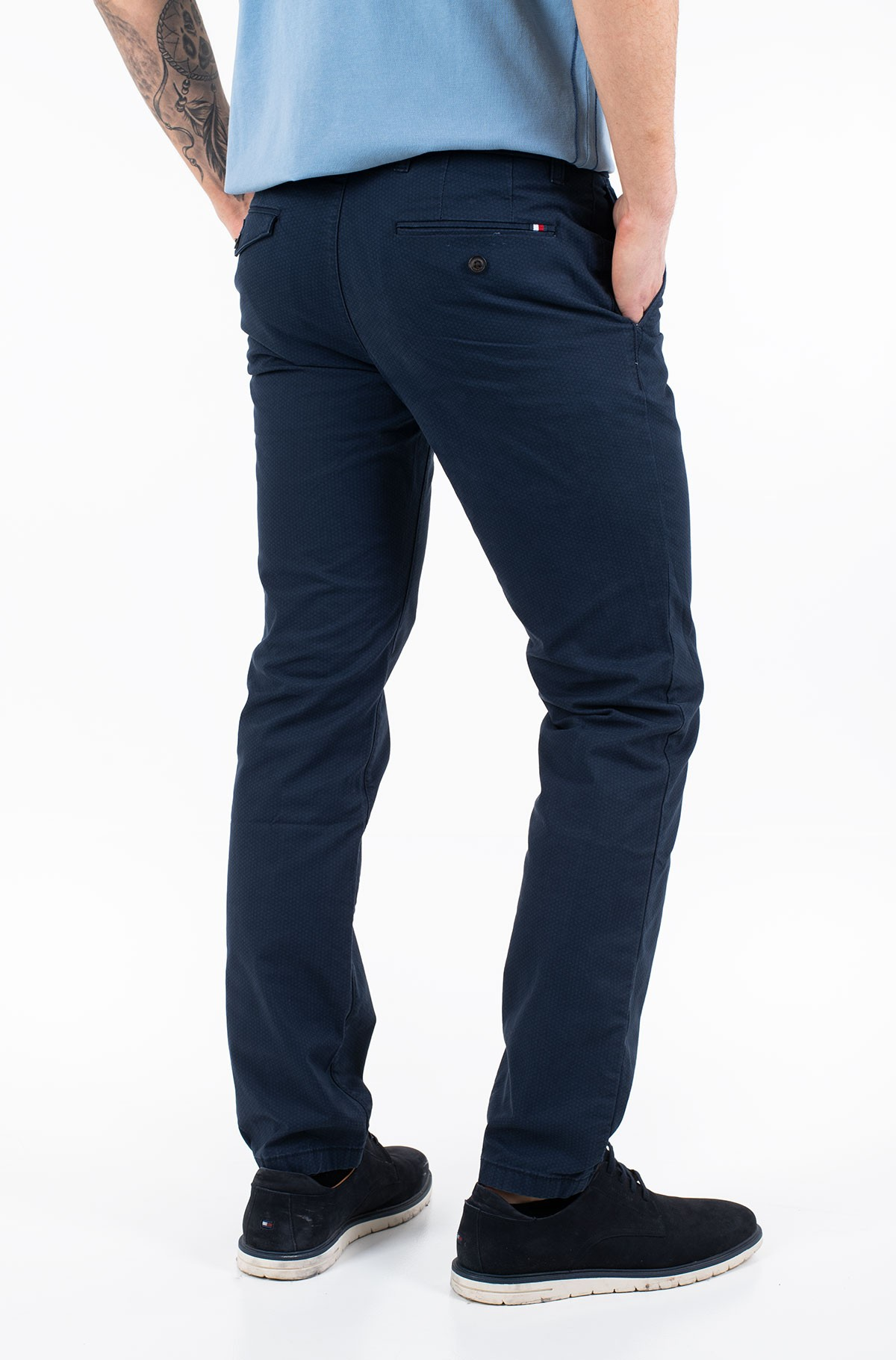 Trousers DENTON CHINO MINI AO PRINT-full-2