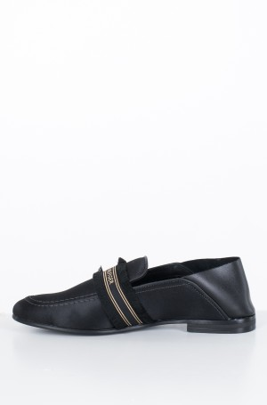 Casual shoes FEMININE SATIN LOAFER-2