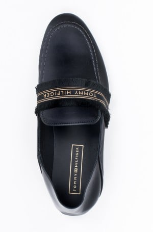 Casual shoes FEMININE SATIN LOAFER-3