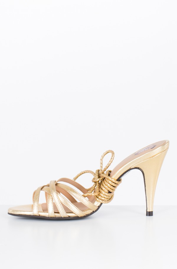 ZENDAYA ELEVATED STRAPPY SANDAL-hover