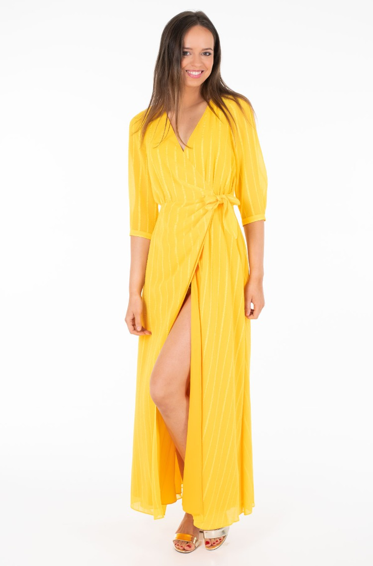 ed621252885 Maxi dress EVA MAXI DRESS 3/4 SLV Tommy Hilfiger, Womens Maxi ...