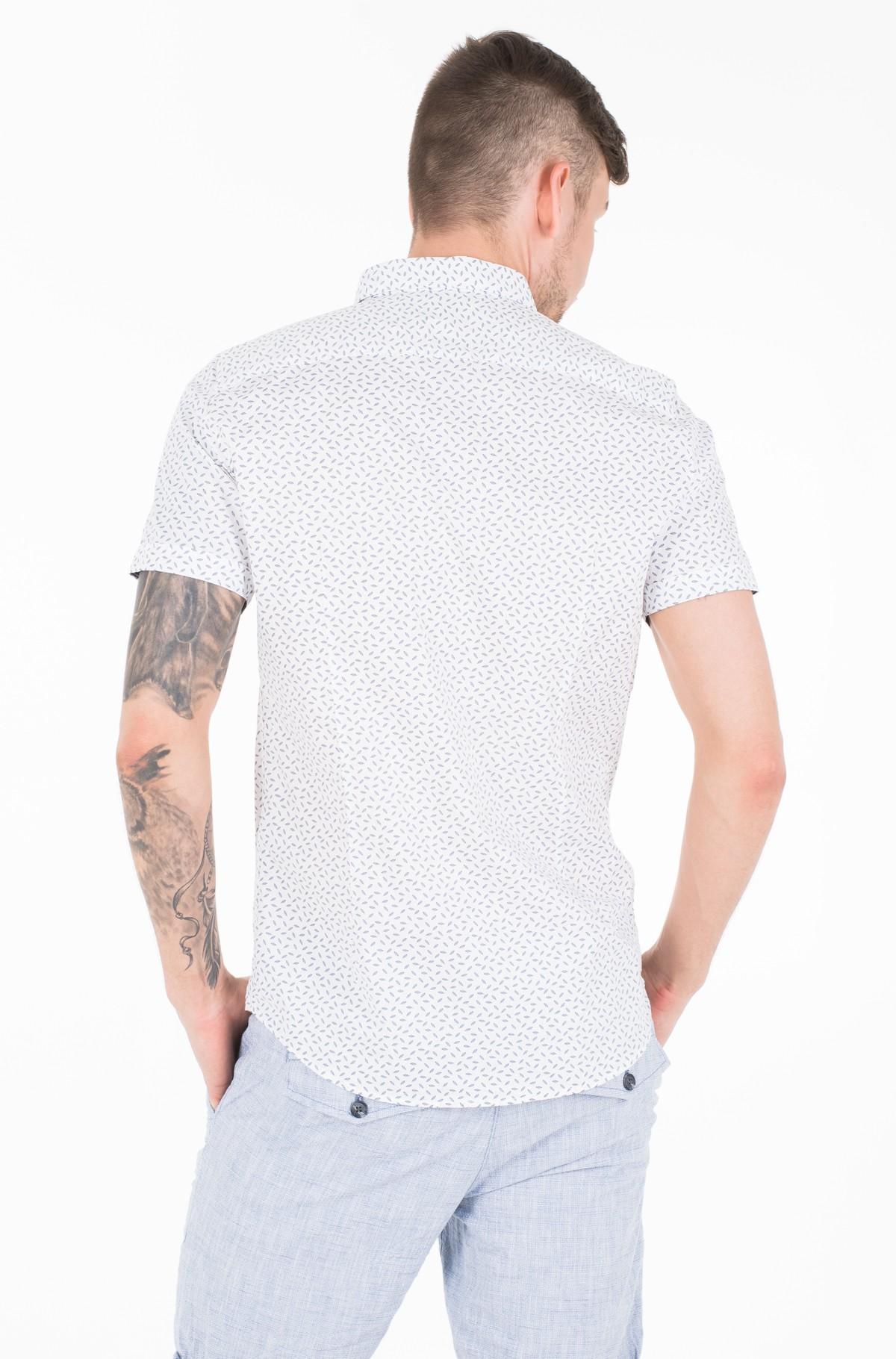 Marškiniai su trumpomis rankovėmis 1009359-full-2