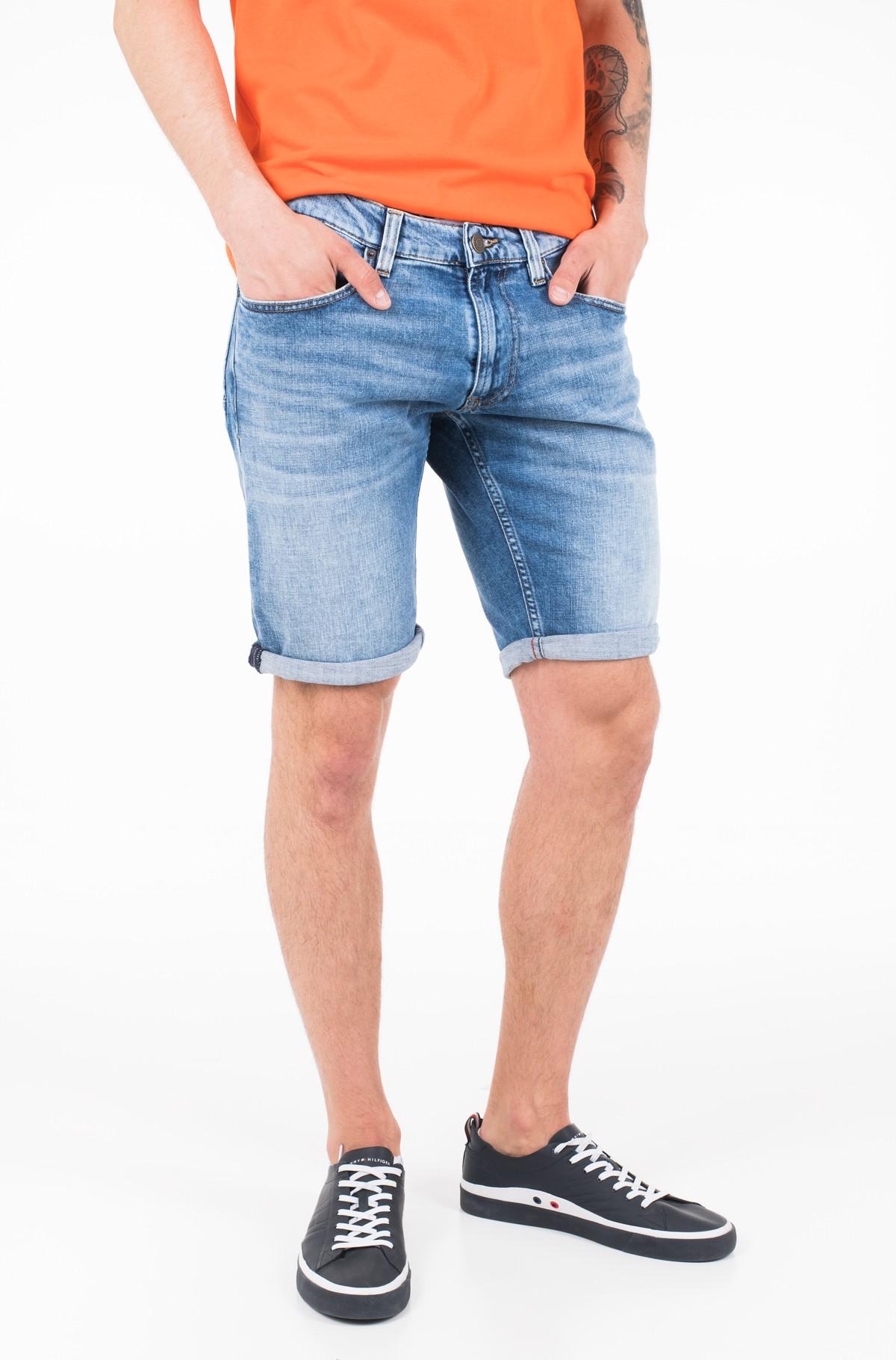 Lühikesed teksapüksid RONNIE SHORT ELKMB-full-1