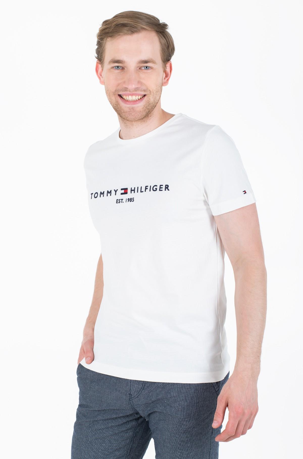 T-särk CORE TOMMY LOGO TEE-full-1