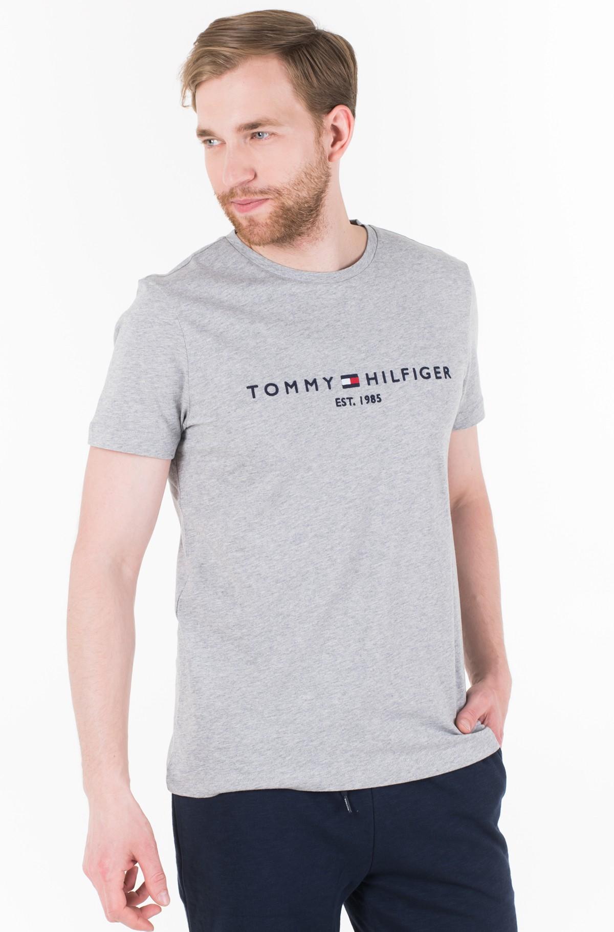 Marškinėliai CORE TOMMY LOGO TEE-full-1