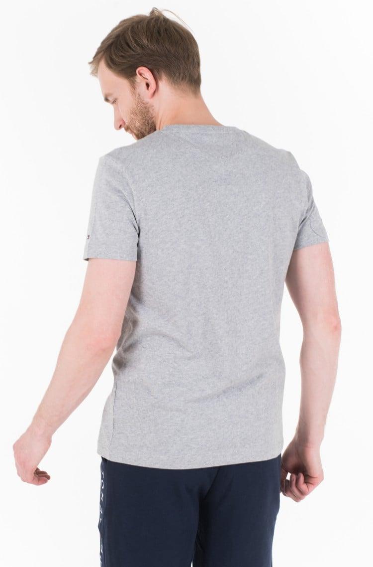b520cb16 T-shirt CORE TOMMY LOGO TEE Tommy Hilfiger, Mens Short-sleeved ...