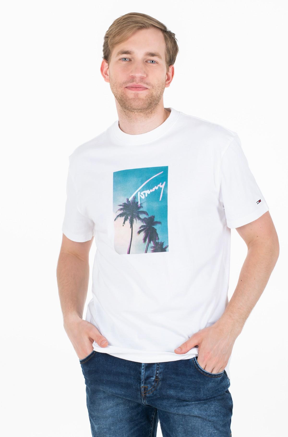 Marškinėliai TJM PRINTED PHOTO TEE-full-1