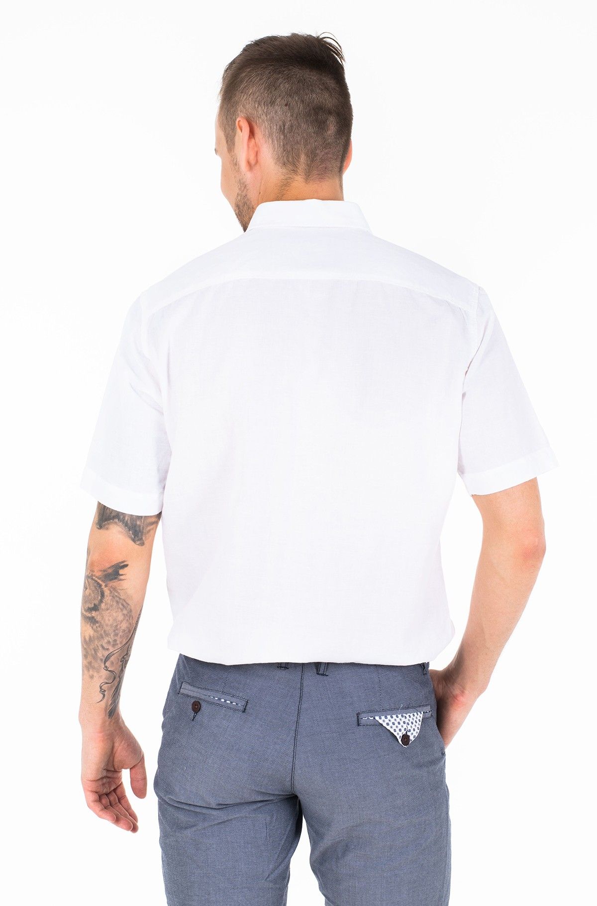 Marškiniai su trumpomis rankovėmis 52200-26718-full-2