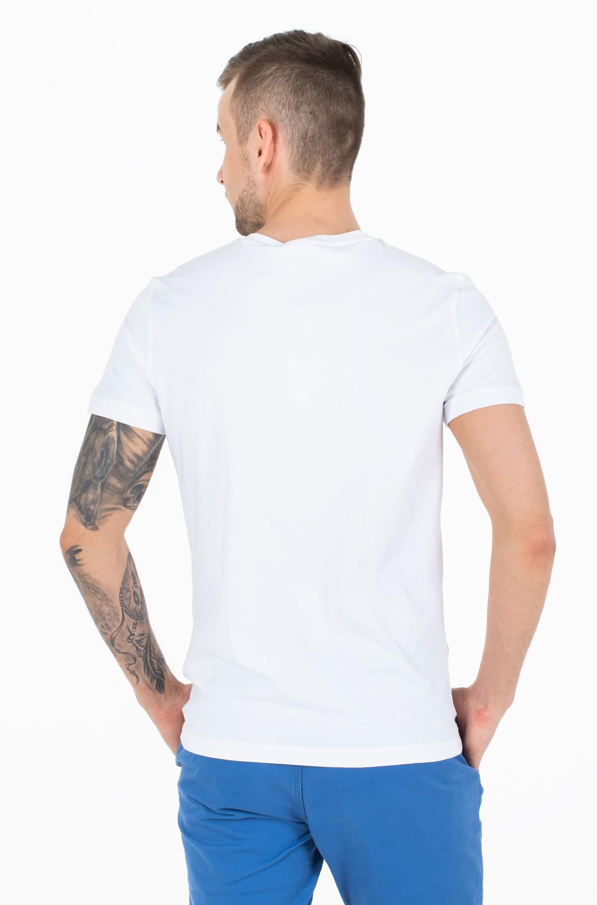 Marškinėliai LANDSCAPE GRAPHIC SLIM SS TEE-full-2