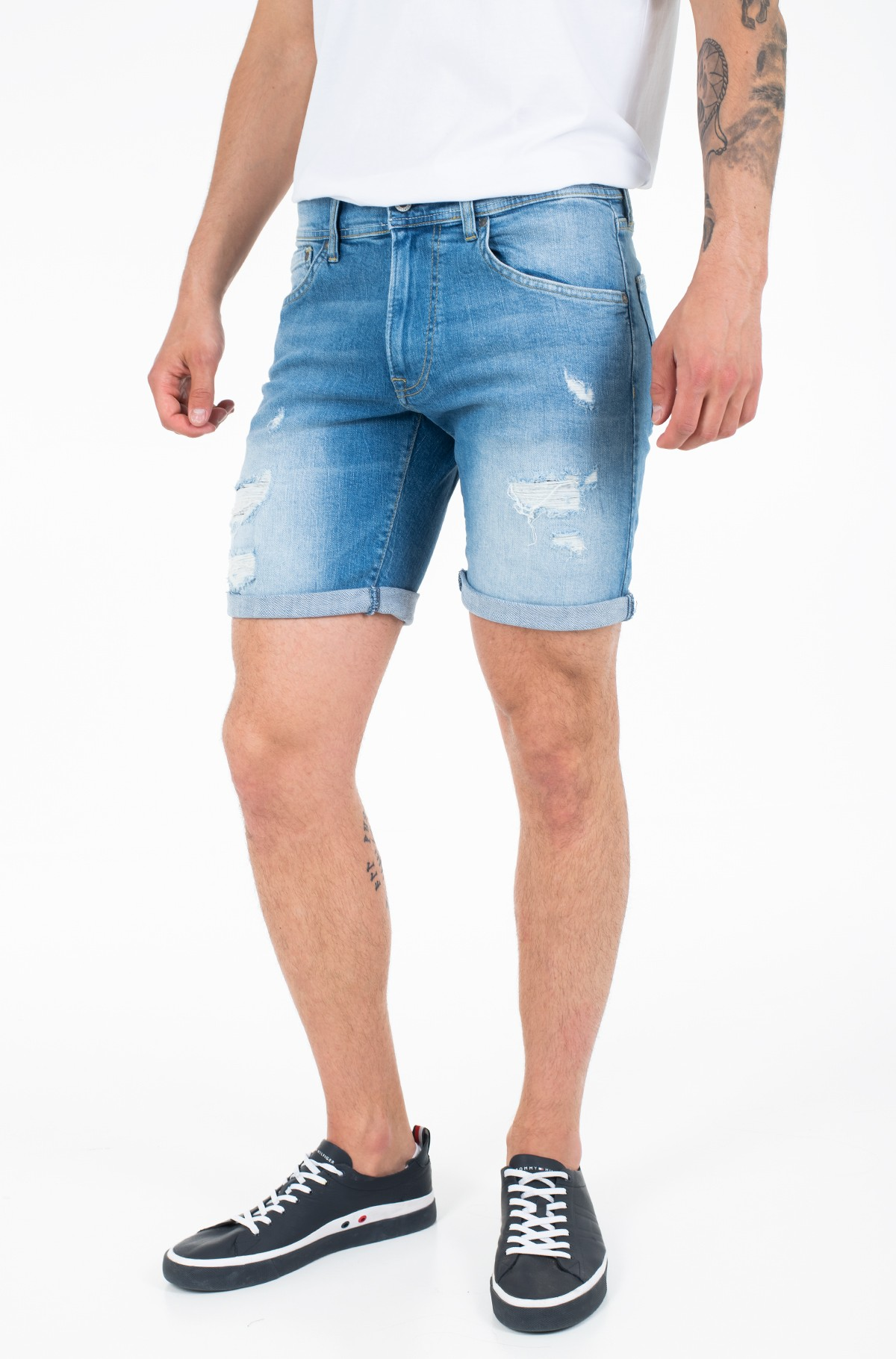 Šorti CANE SHORT/PM800543GQ4-full-1