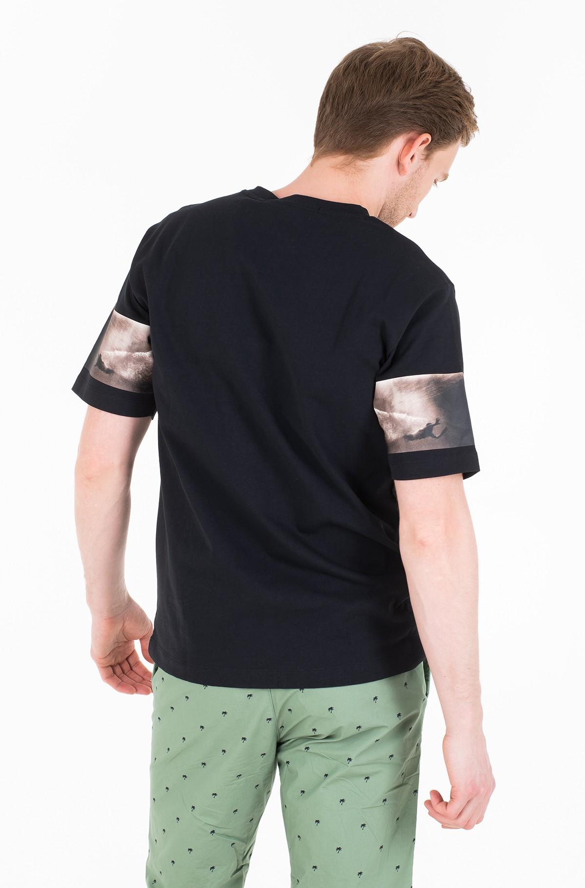 Marškinėliai PHOTOGRAPHIC SLEEVES REG SS-full-2