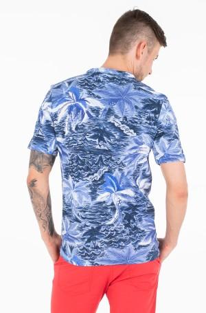 Marškinėliai PALM ALL OVER PRINT TEE-2