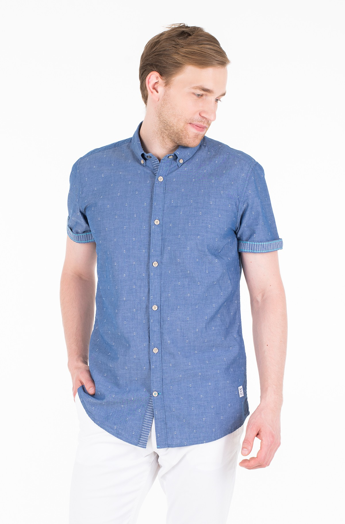 Marškiniai su trumpomis rankovėmis 1010114-full-1
