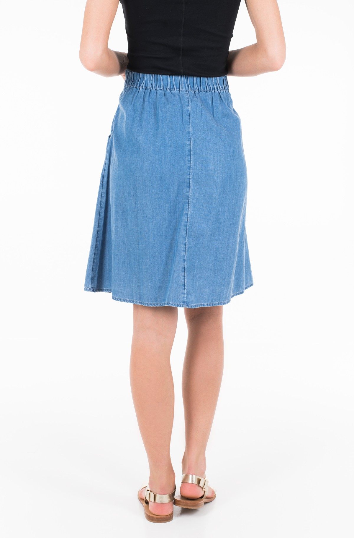 Denim skirt  1009890	-full-2