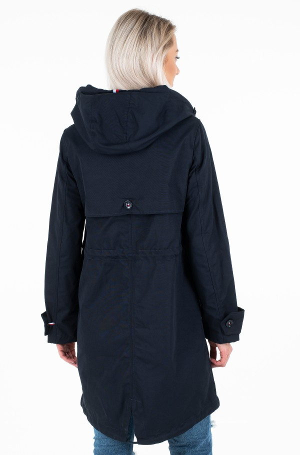 TH ESSENTIAL PARKA-hover