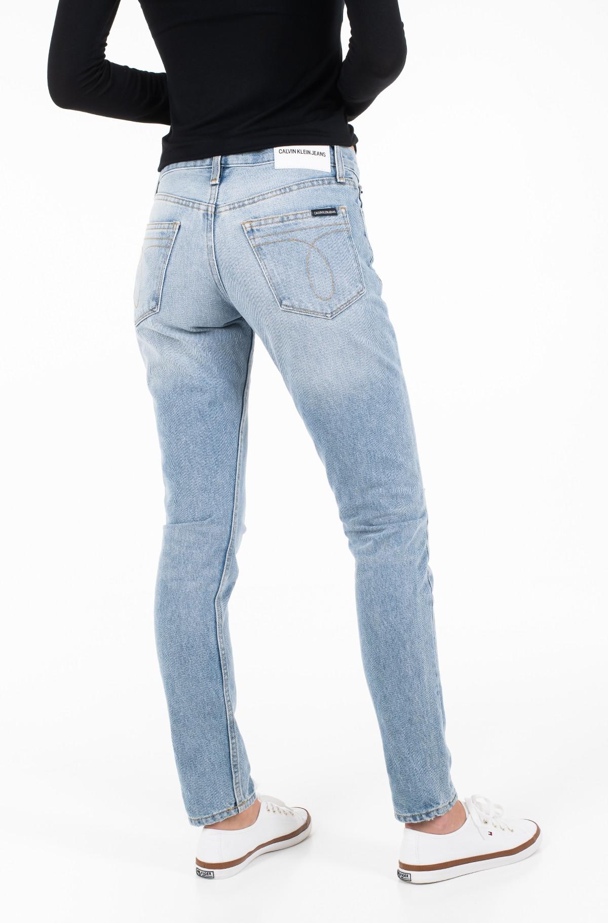 Džinsinės kelnės CKJ 021 MID RISE SLIM-full-2