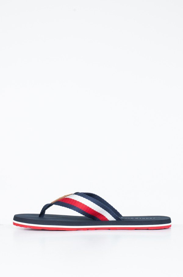 CORPORATE WEBBING BEACH SANDAL-hover