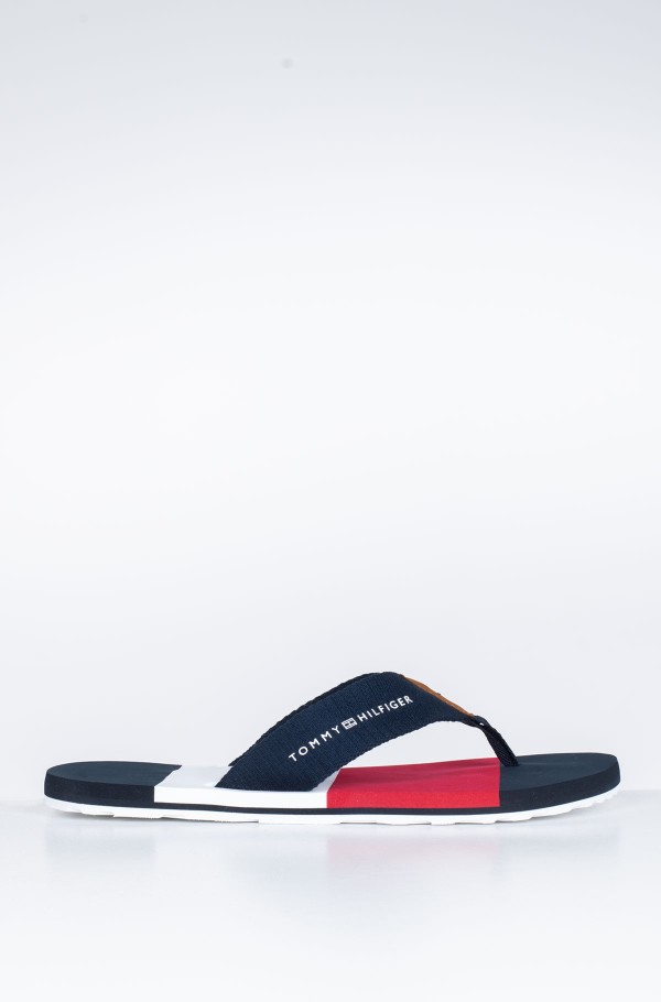 COLOR BLOCK BEACH SANDAL