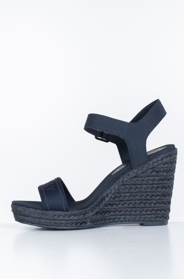COLORFUL TOMMY WEDGE SANDAL-hover
