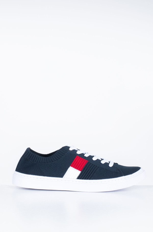 KNITTED FLAG LIGHTWEIGHT SNEAKER
