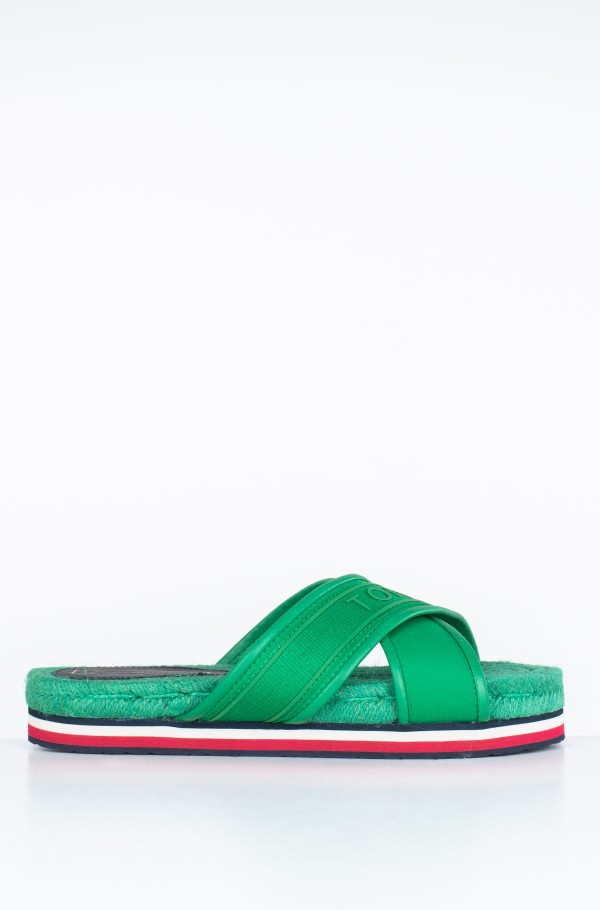 COLORFUL TOMMY FLAT SANDAL