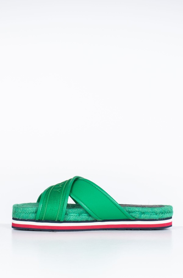 COLORFUL TOMMY FLAT SANDAL-hover