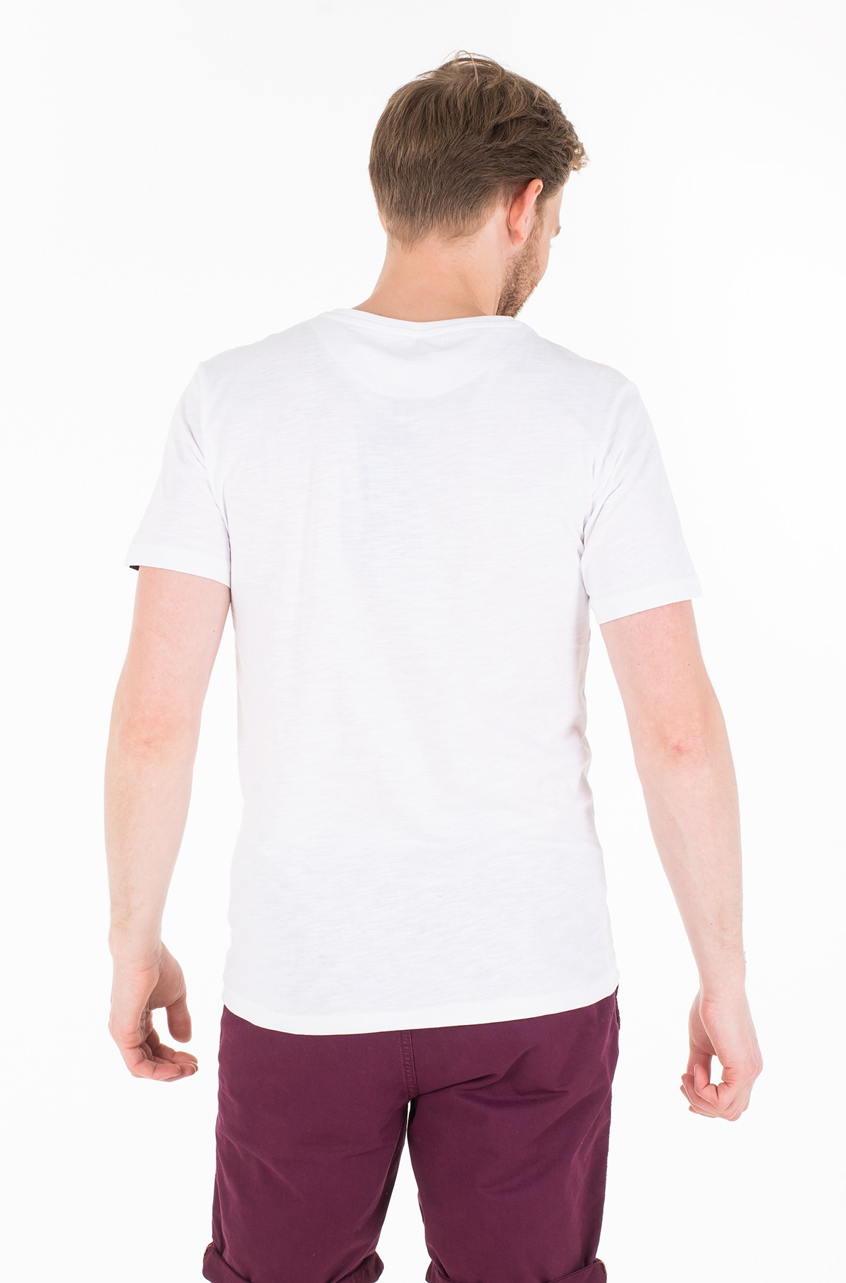 T-särk Men`s T-Shirt TOM-full-2