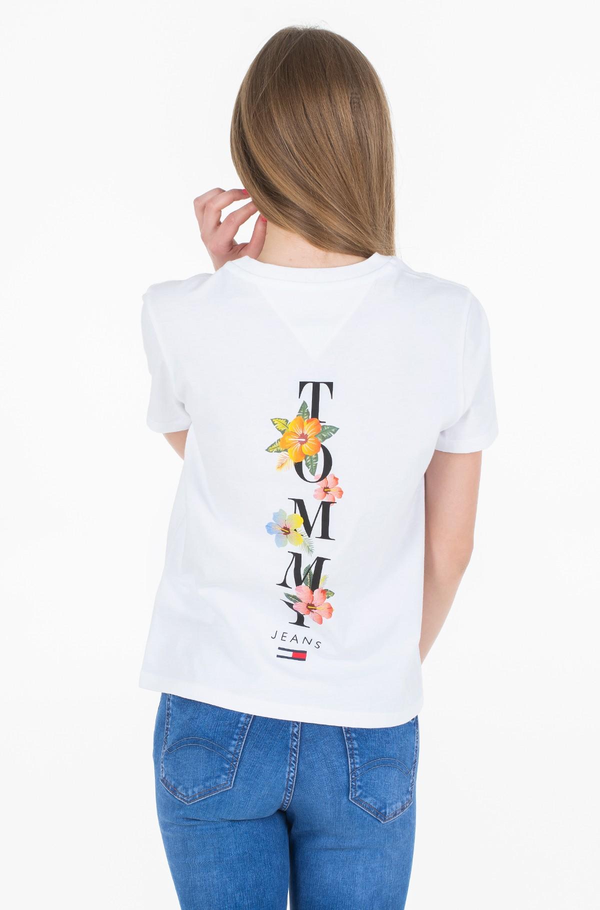 Marškinėliai TJW SUMMER BACK GRAPHIC TEE-full-2