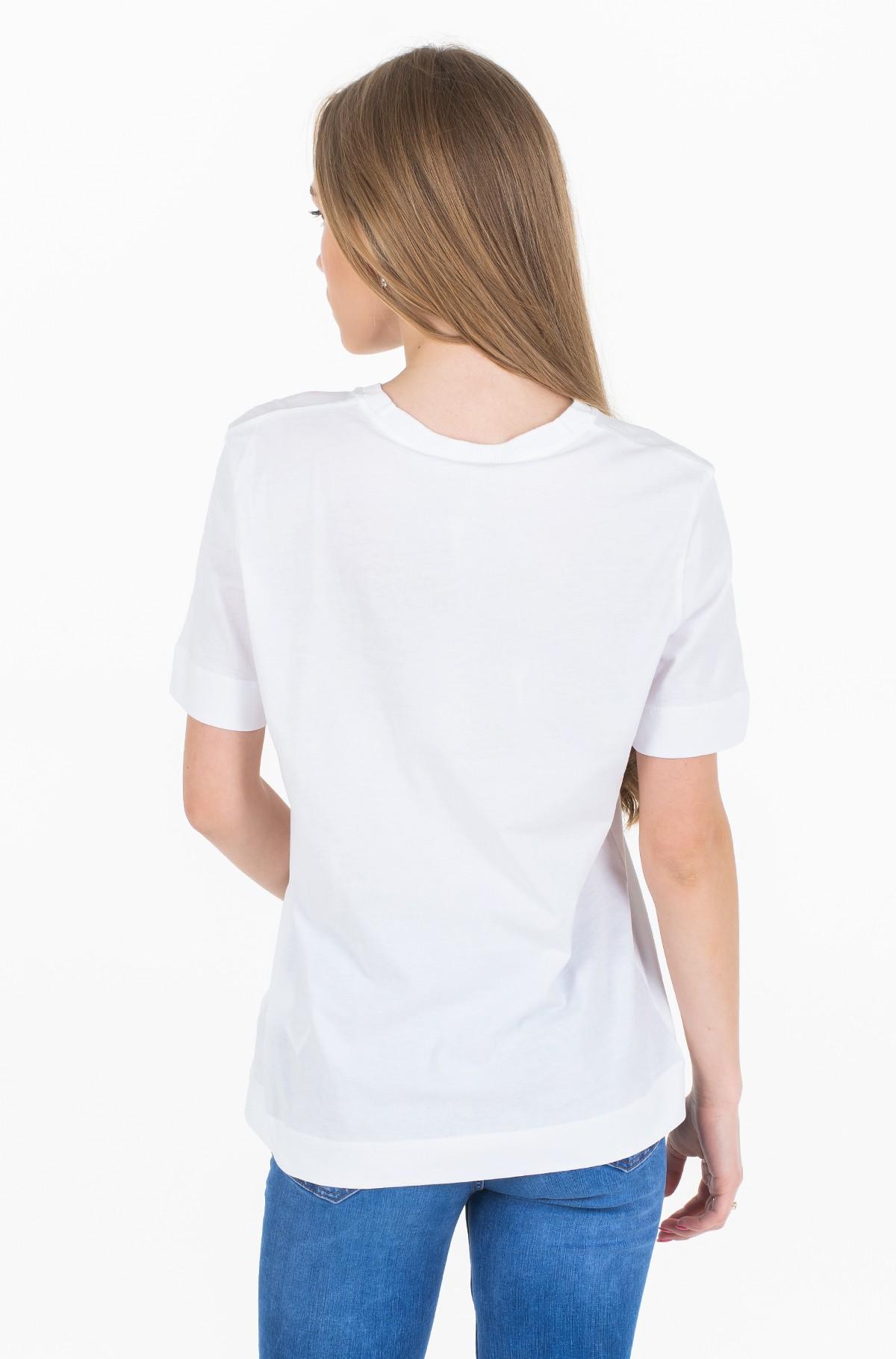 Marškinėliai BONNIE C-NK TEE SS-full-2