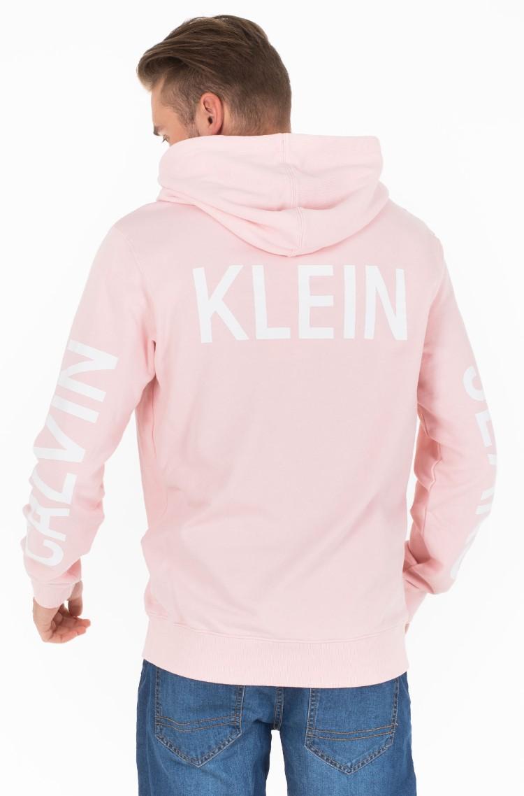 44728730 Hoodie INSTITUTIONAL BACK LOGO HOODIE Calvin Klein, Mens Sweatshirts ...