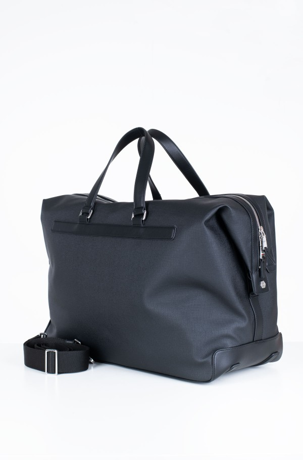 COATED CANVAS DUFFLE-hover