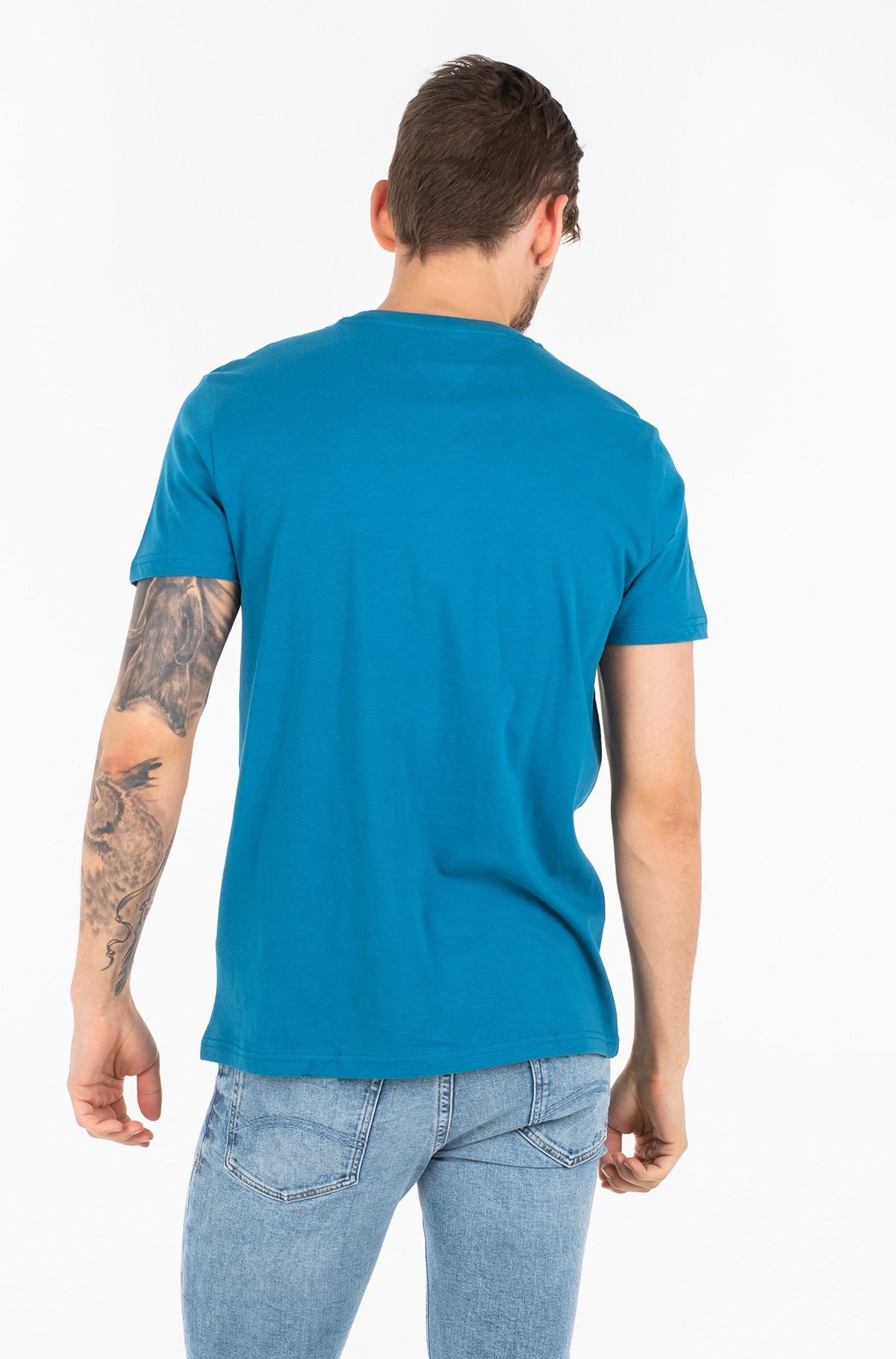 Marškinėliai Tjm Essential Logo Tee-full-2
