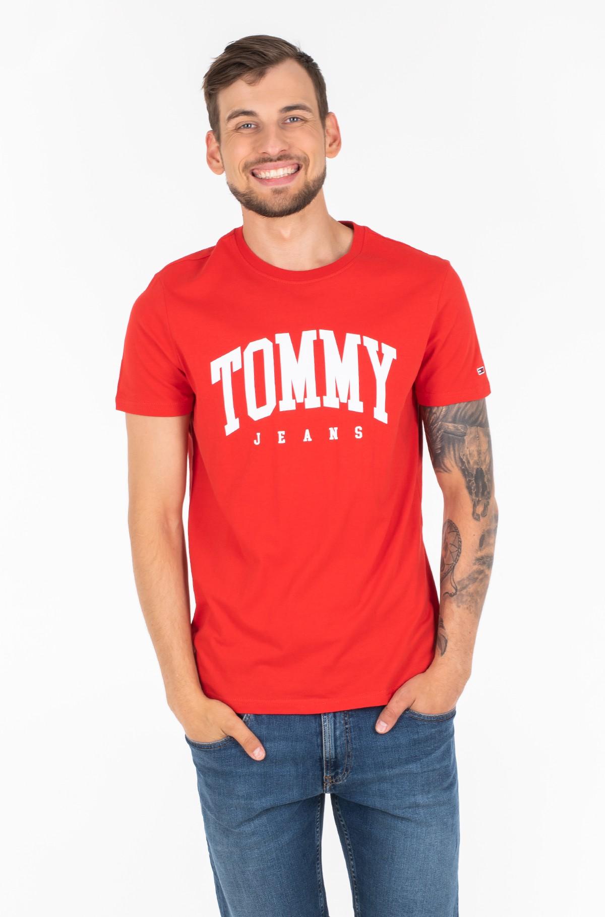 Marškinėliai Tjm Essential Logo Tee-full-1