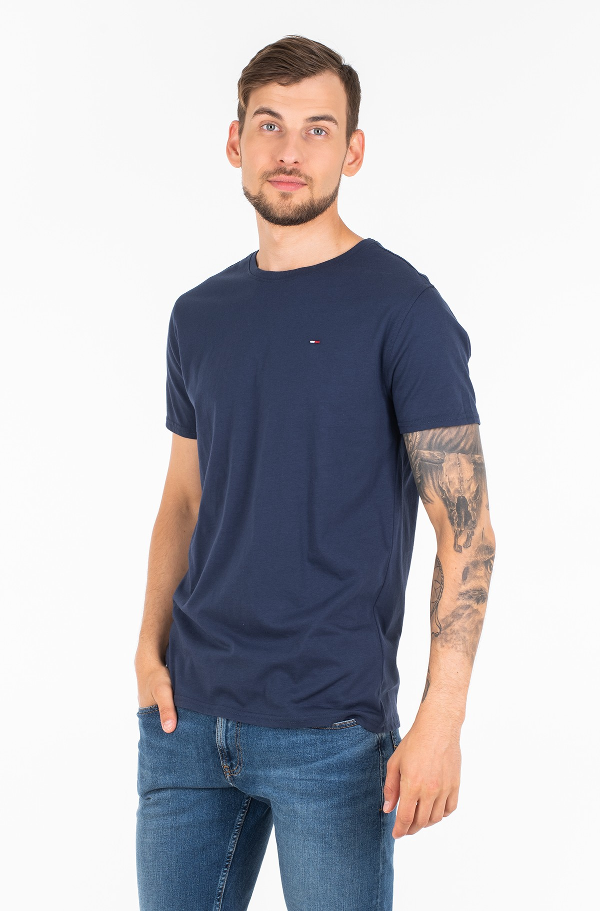 T-shirt TJM ORIGINAL JERSEY TEE-full-1