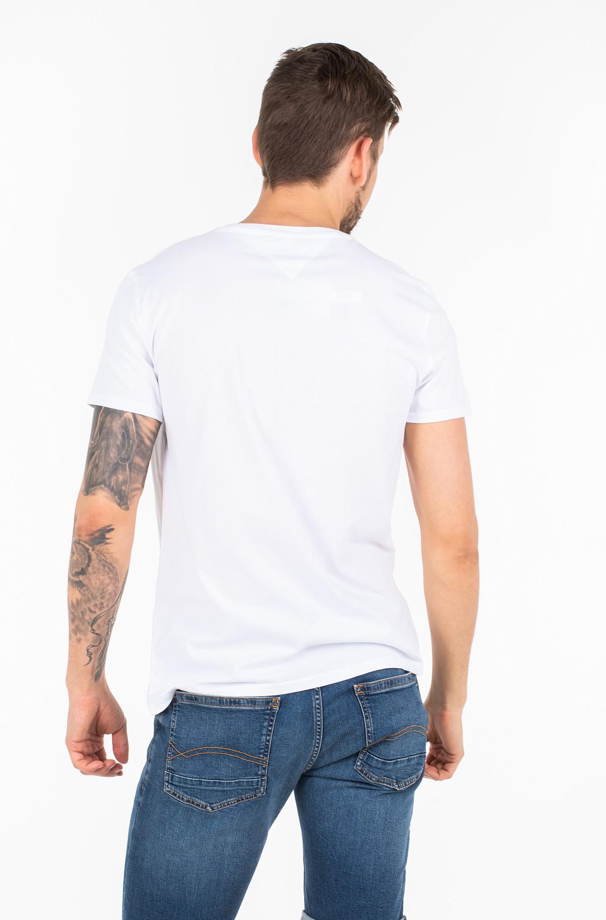 T-shirt TJM ORIGINAL JERSEY V NECK TEE-full-2