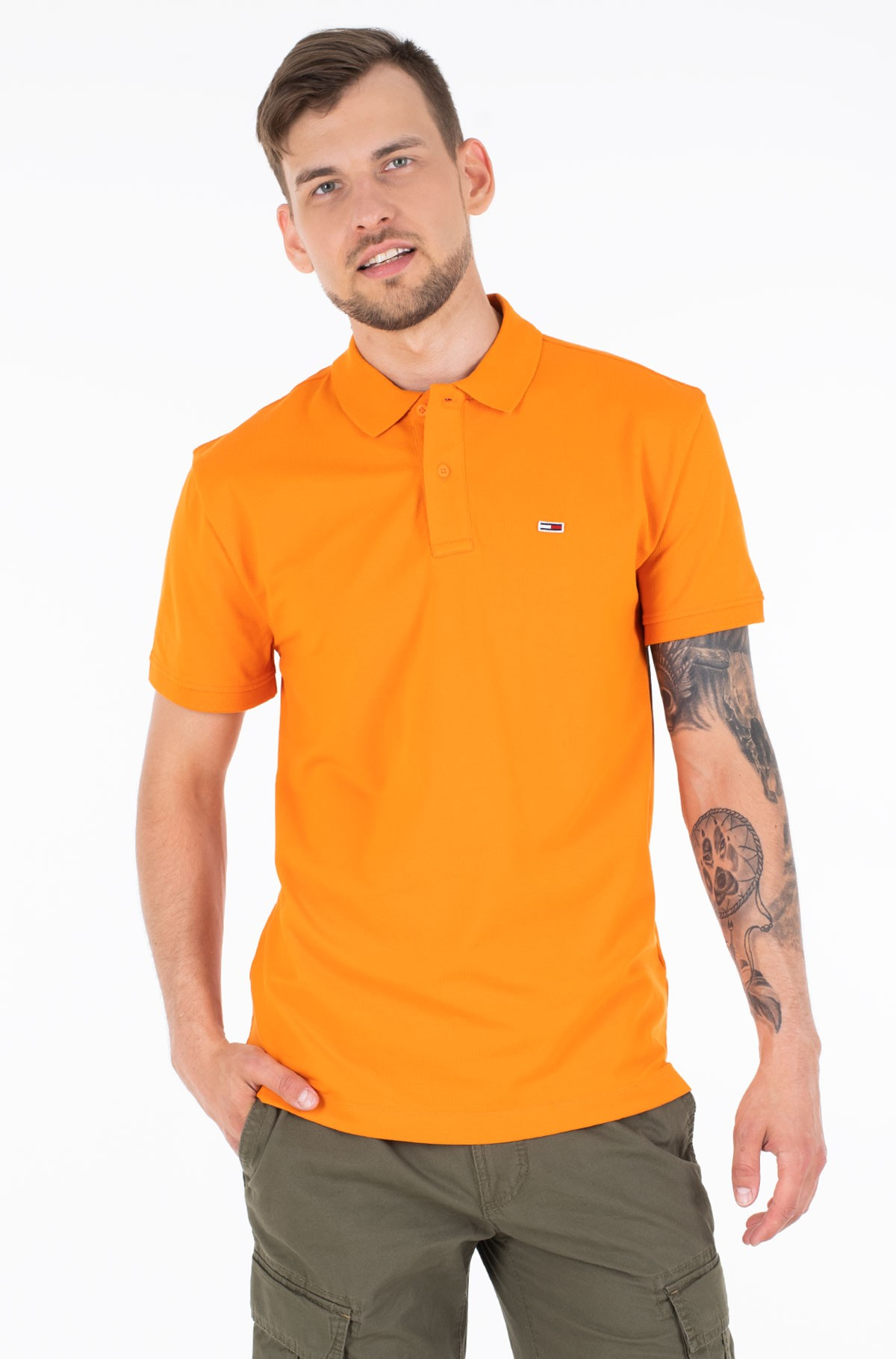 Polo TJM TOMMY CLASSICS SOLID POLO	-full-1