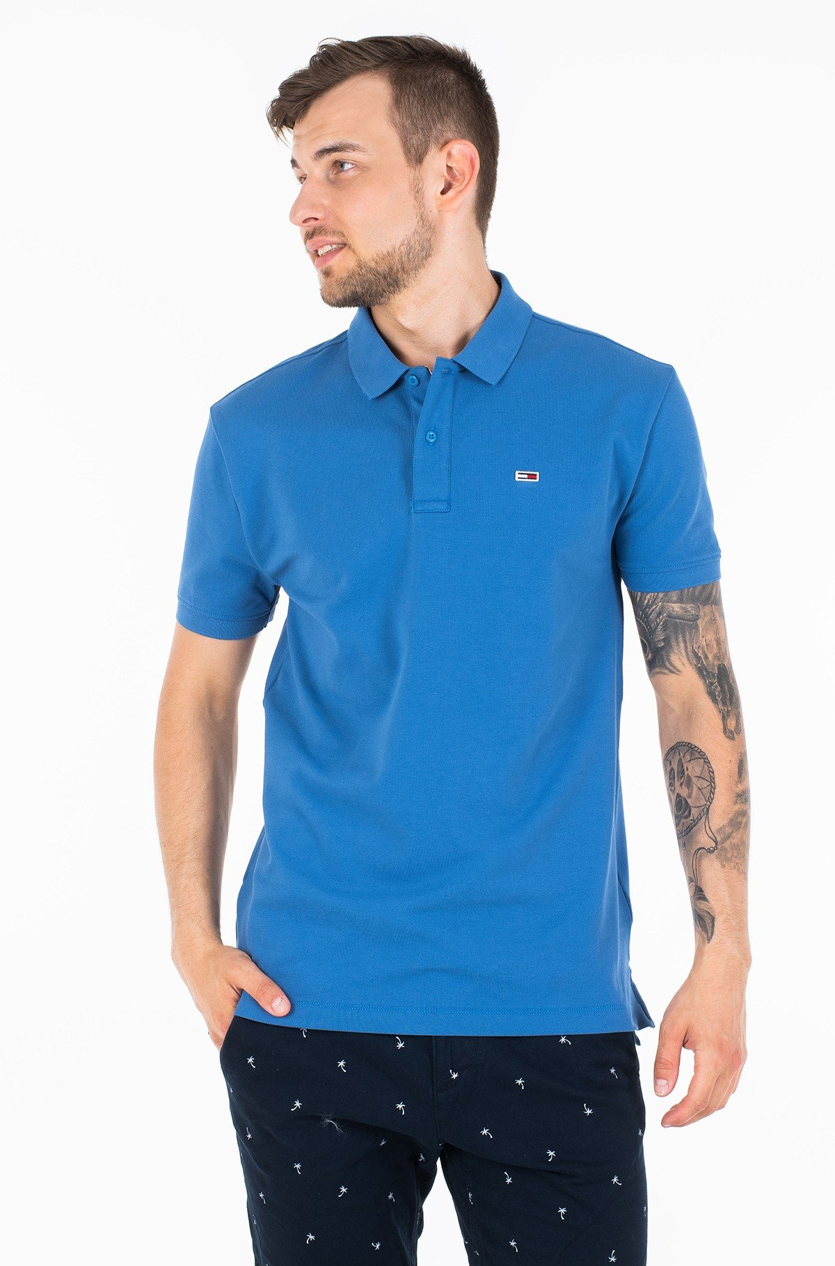 Polo TJM TOMMY CLASSICS SOLID POLO-full-1