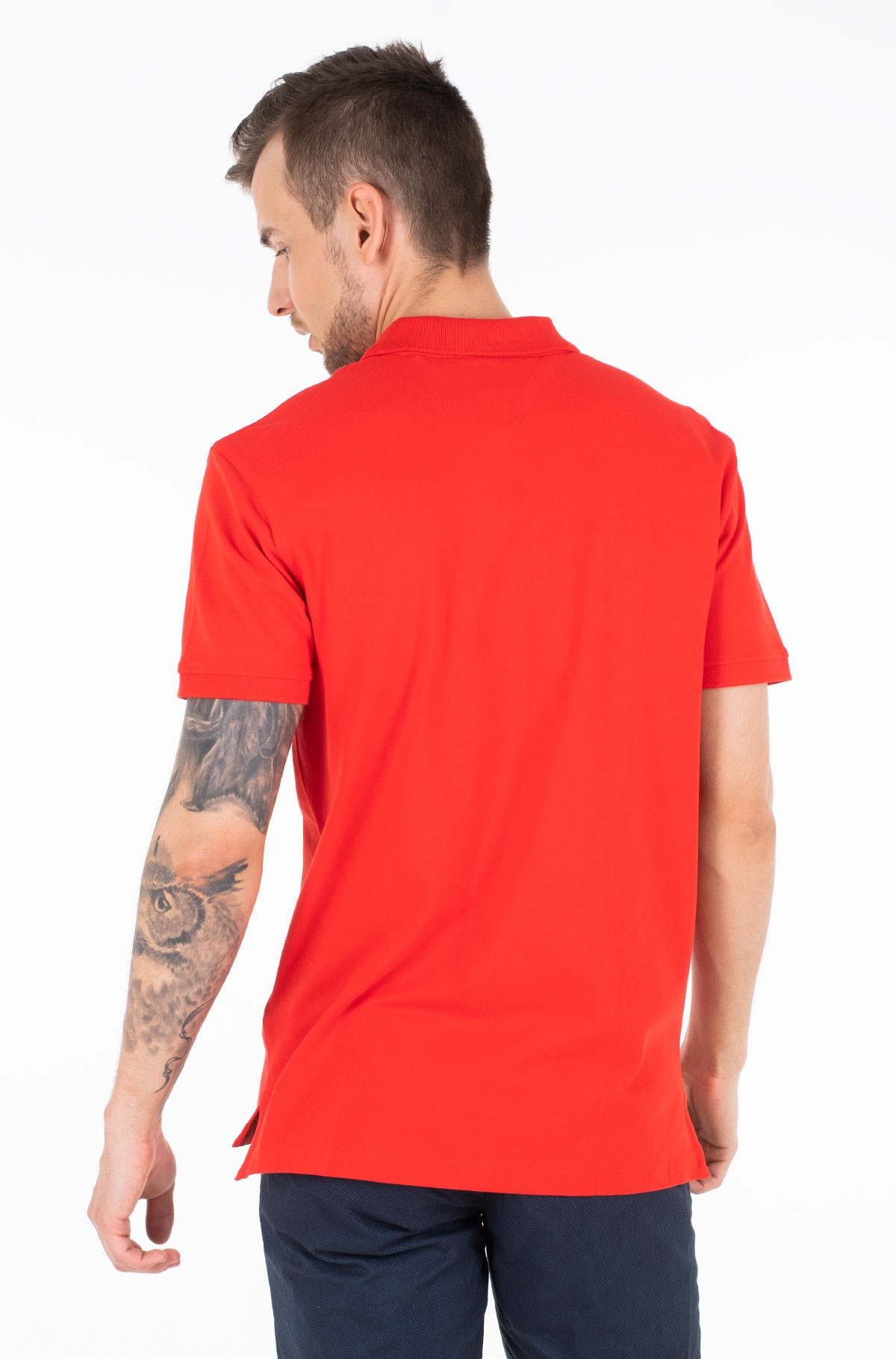 Polo TJM TOMMY CLASSICS SOLID POLO-full-2