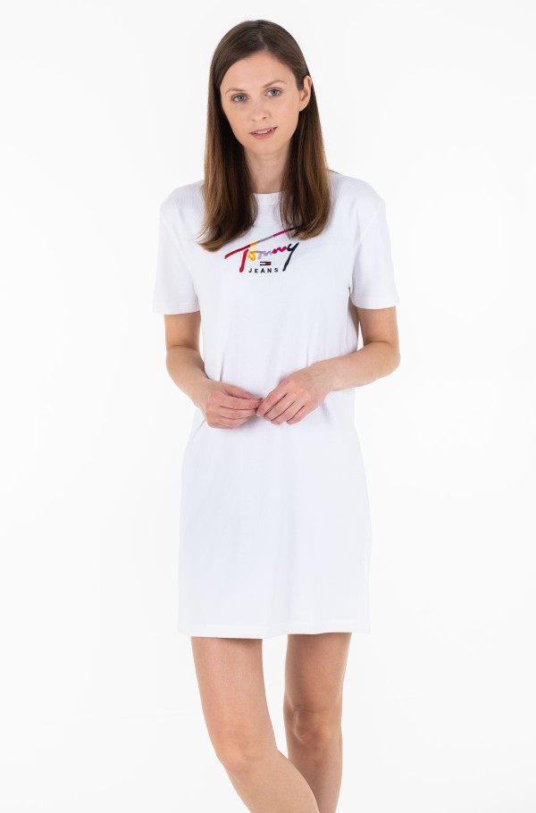 TJW GRAPHIC TEE DRESS