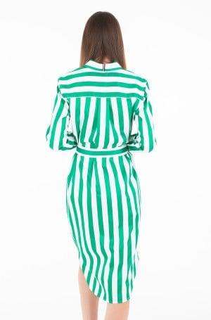 Suknelė TH ESSENTIAL MIDI SHIRT DRESS LS-2