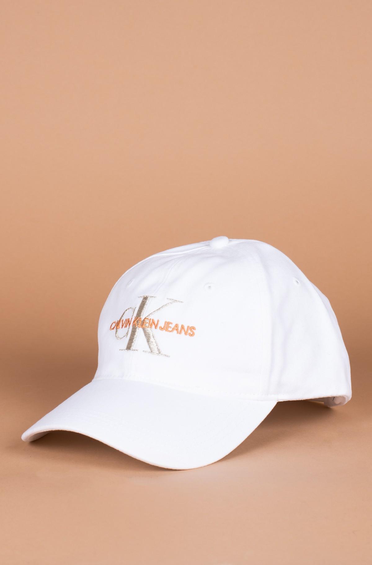 Cepure ar nagu J MONOGRAM CAP W-full-1