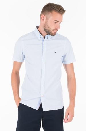 Marškiniai SLIM MINI PRINT SHIRT S/S-1
