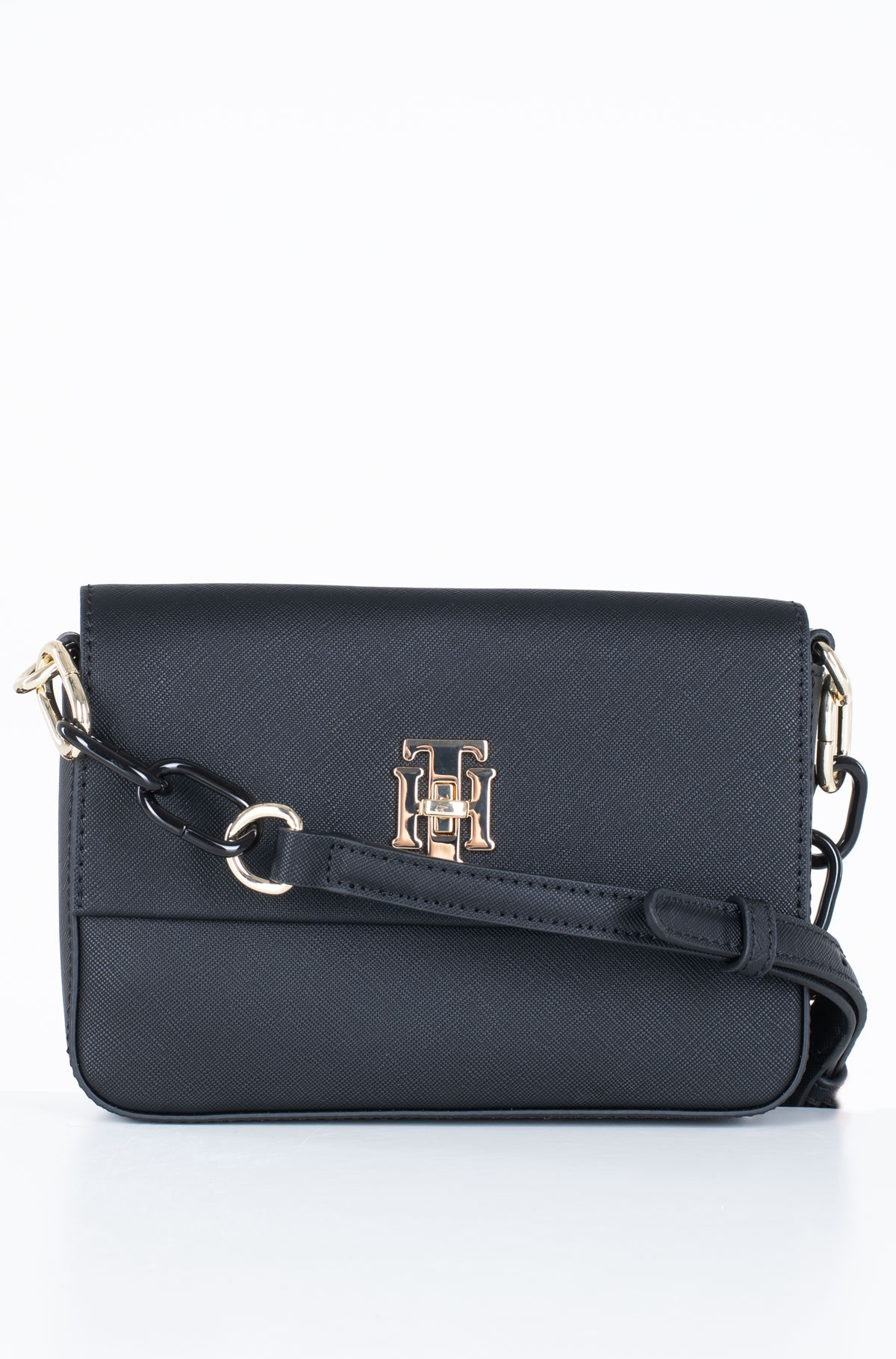 Shoulder bag TH SAFFIANO MINI CROSSOVER-full-1