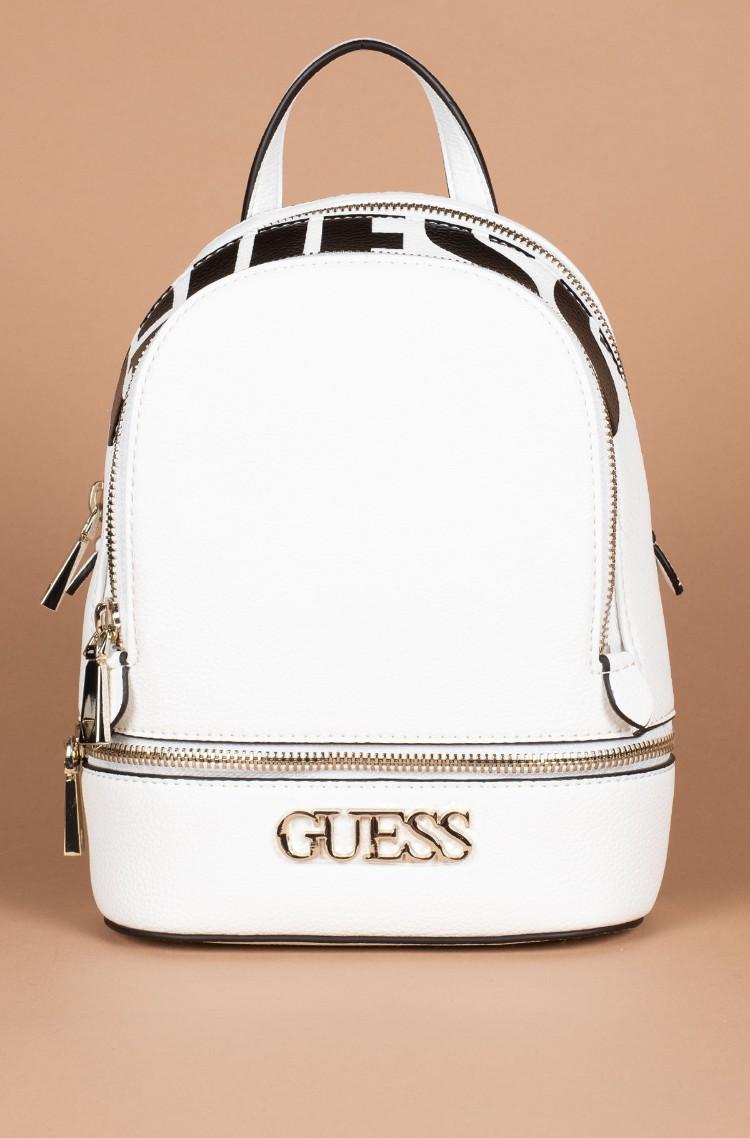 san francisco fashion design best site White Backbag HWVG74 11320 Guess, Womens Backpacks | Denim ...