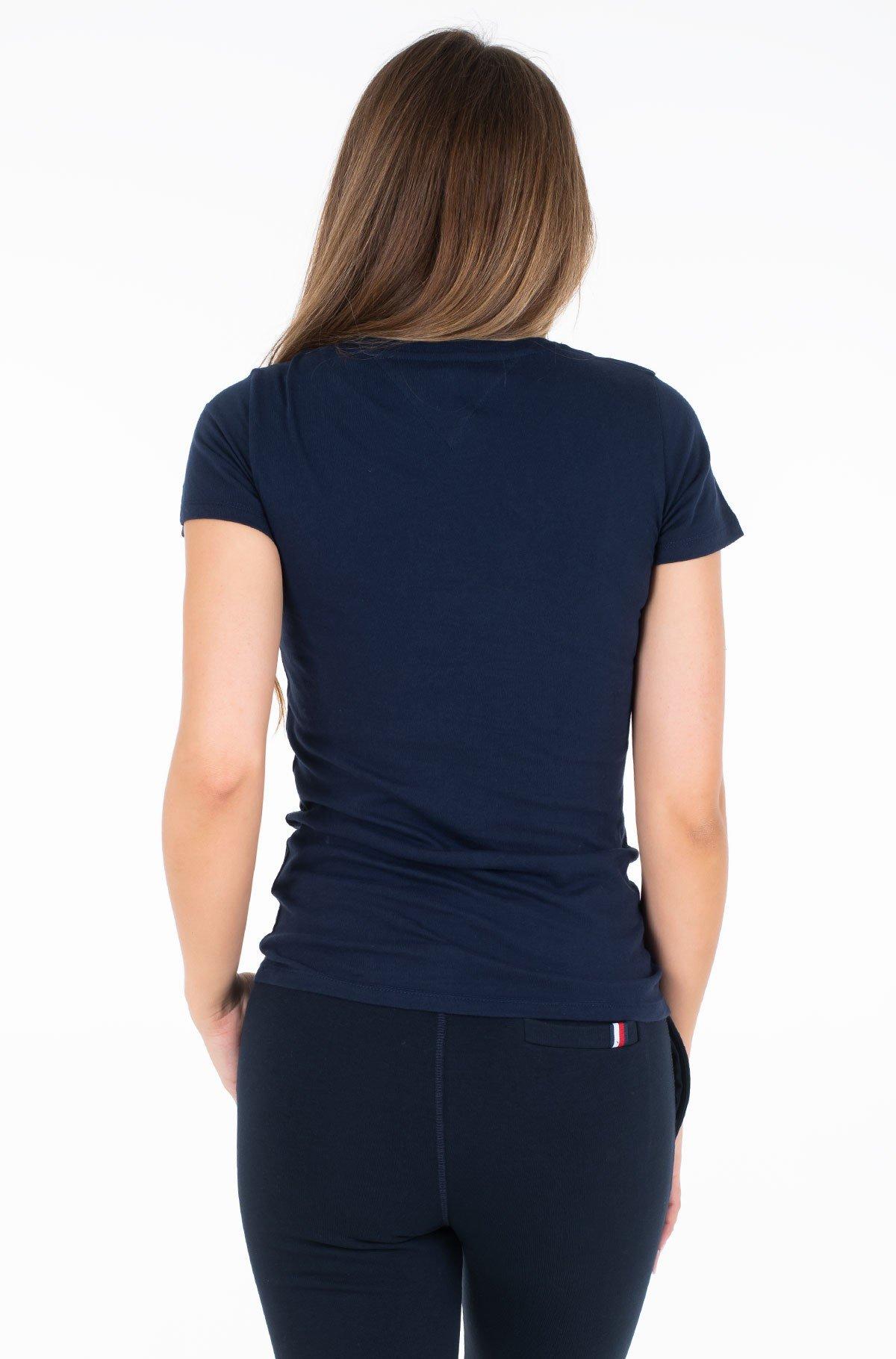 Marškinėliai TJW SLIM MODERN LOGO TEE-full-2