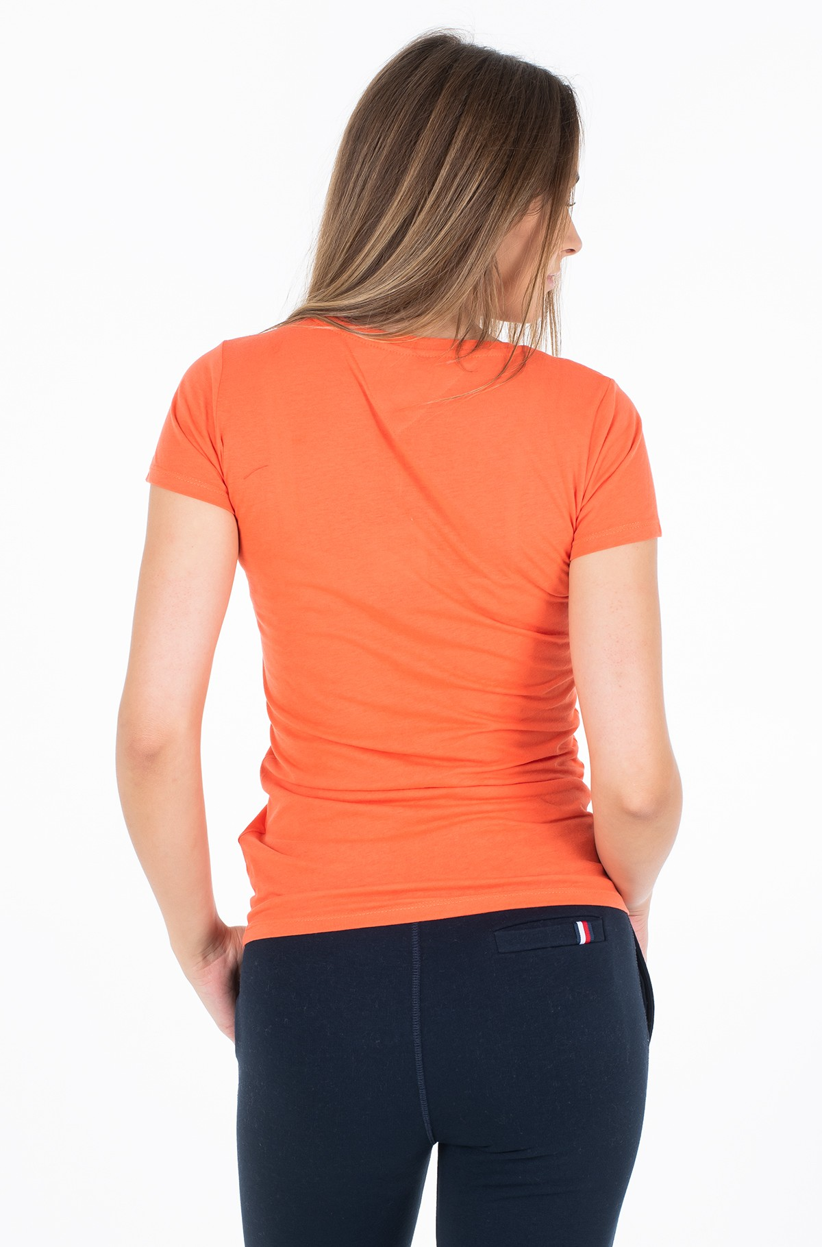 Marškinėliai TJW ESSENTIAL SLIM TEE-full-2