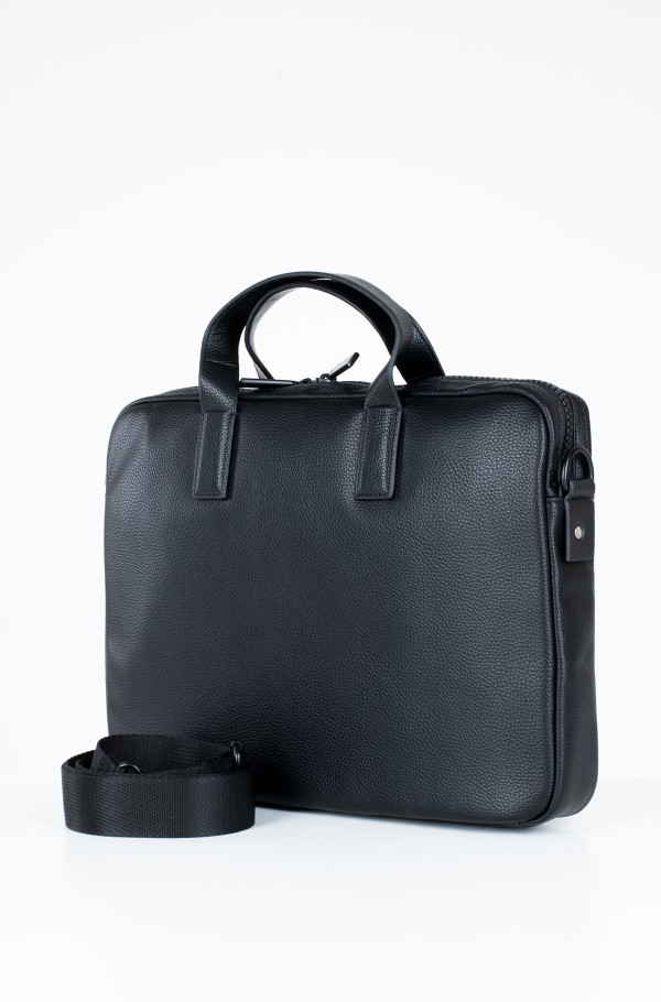 CK DIRECT SLIM LAPTOP BAG-hover