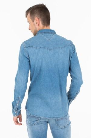 Džinsiniai marškiniai WESTERN DENIM SHIRT MSLB-3