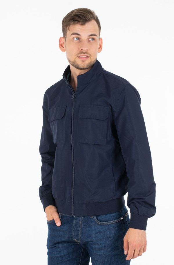 TWO POCKET BOMBER JACKET - 7